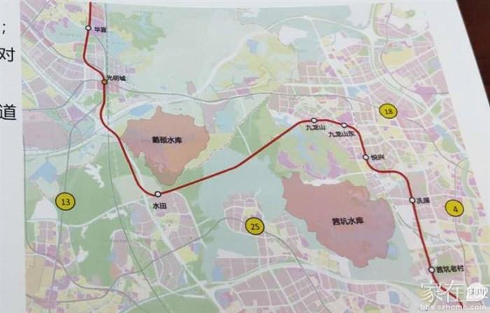 龙华官宣:22号线、6号线支线初步纳入地铁5期!