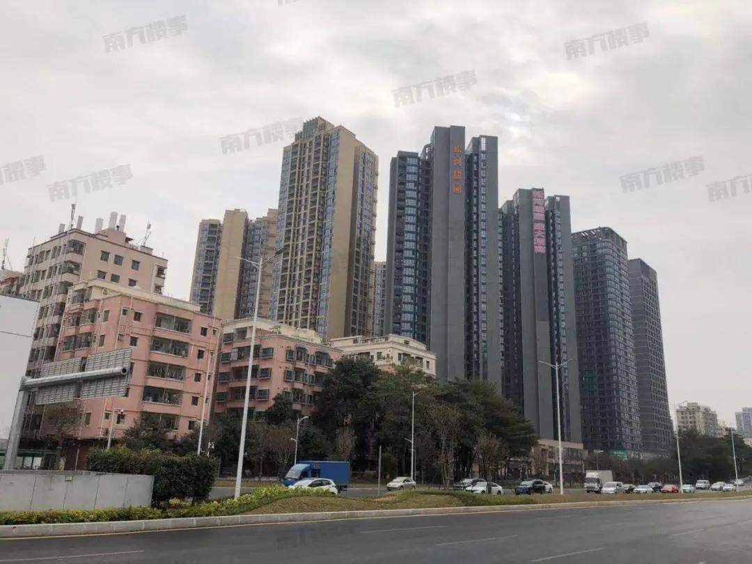 突然火了?靠近东莞的深圳松岗,2小时卖光416套房!