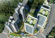 钧濠 Mix Park城市综合体 将开放公寓样板房