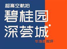 超高空航拍!深惠交界,14号线地铁辐射盘——碧桂园深荟城