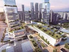 汇集5大地铁线路!平湖枢纽站项目专规获批,效果图曝光-咚咚地产头条