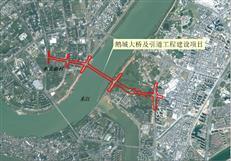 惠州鹅城大桥选址定了!连接这些片区......