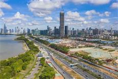 深圳湾巅峰之作!超总滨海公园枢纽效果图曝光