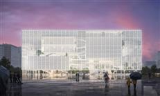香蜜湖三大地标方案定了!改革开放展览馆获奖作品出炉