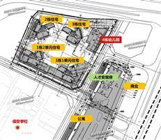 星河品质新作:地铁口综合体,建面约86-116㎡住宅