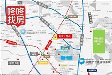 光明地铁综合体新盘认筹中 宏发万悦山建面约86-170㎡户型分析