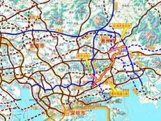 深惠再建新高速,直通龙岗!惠坪高速公路规划方案征求意见