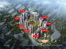 赤湾住宅新盘 半山臻境建面约115-180㎡户型分析