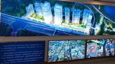 【新盘发现】临阳台山,拥地铁口+文体中心,鸿荣源大浪商住项目