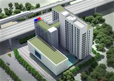 提供166户保障房!地处龙华-深圳北站商务中心核心区,东侧为地铁