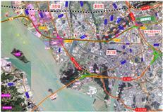 狮子洋通道(东莞段)线路走向官宣了!今年开建,2027年竣工