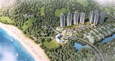 户户朝南,背山观海的低密住宅:诺德阅山海