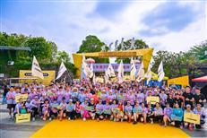 """东莞万科2021社区健康计划""""万万要运动""""成功开跑"""