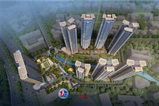 缙山府二期意向登记中 建筑面积约93-156㎡户型分析-咚咚地产头条