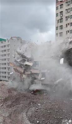 京基上梅林旧改开拆,拆除总建筑面积约为10.9万㎡-房网地产头条