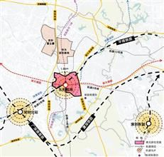 坂田重点更新单元前期服务招标:临近华为,多条轨道线于此交汇