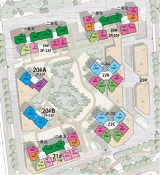 低容积小高层罕见配置,光明大城建面约67-143㎡精装住宅收官入市