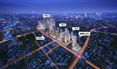 区府旁+地铁站,百万级综合体首发公寓,观澜汇云轩