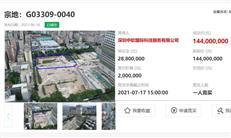 深圳一次成功出让4宗新型产业用地,中软国际等4家企业获得-咚咚地产头条