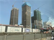 路过正奇未来城,建这么高了-咚咚地产头条