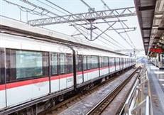 地铁11号线二期有新进展,中大八院站完成平移施工