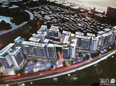 建面11.8万平,564套住宅,海德府项目总平面图公示