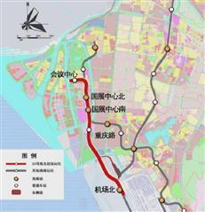 20号线一期新车调试!深圳首条无人驾驶地铁,年底通车