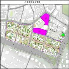 82.4万平,布心花园旧改规划草案公示,规划14栋住宅+9年制学校