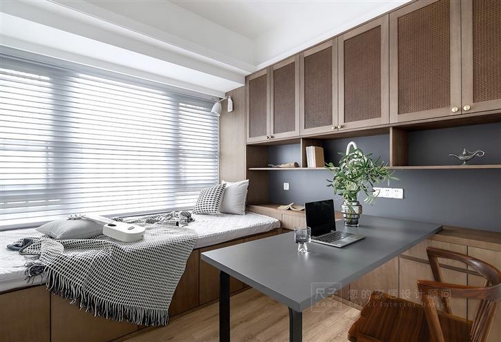 【尺子室内设计】桑 榆|不拆不砸,用软装让家重换异彩-咚咚地产头条