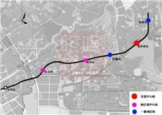 惠州官方曝光14号线(惠州段)详细规划!共设5站,站点方案来了