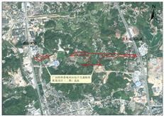 惠城南站枢纽项目,详细选址公布!一、二期总用地27公顷
