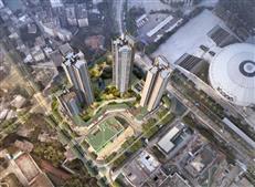 龙光玖誉雅筑已开展示区,即将开盘!主推建面约96-117平3-4房