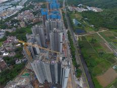 3050套!安居鹏湾府、龙湾府公共住房项目建设进展播报