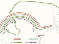 10月1日起调整节假日交通组织模式,梅沙片区构建单向通行大循环-咚咚地产头条
