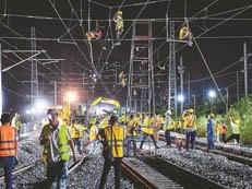 赣深高铁连通广深城际线,将与广州东站、深圳站互通直达