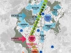 龙华国际商圈要来了,约325公顷!设千万奖金,全球征集设计方案
