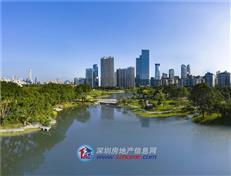 香蜜生态城市综合体 深业中城1号楼住宅建面约137-378 ㎡户型分析-咚咚地产头条
