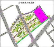 龙岗平湖大型综合体项目规划公告:规划51.7万㎡ 配建九年制学校
