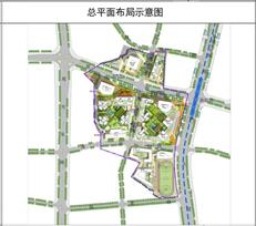 龙华地铁口城市更新项目规划修改公示:规划61.2万㎡ 合正主导